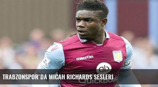 Trabzonspor'da Micah Richards sesleri