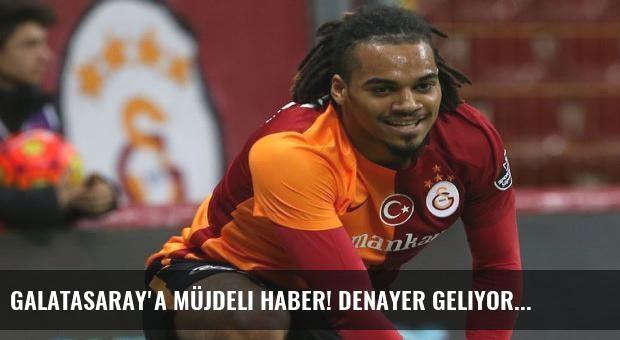 Galatasaray'a müjdeli haber! Denayer geliyor...
