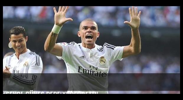 Şenol Güneş Pepe'yi reddetti!