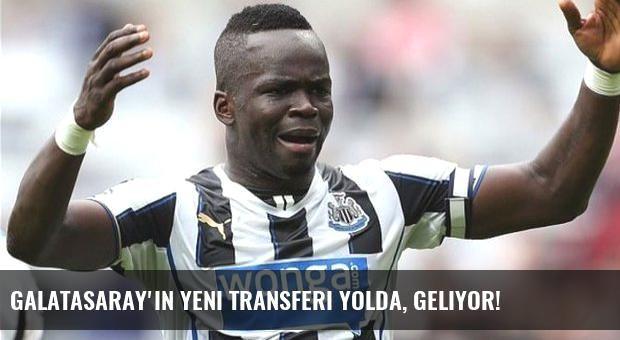 Galatasaray'ın yeni transferi yolda, geliyor!