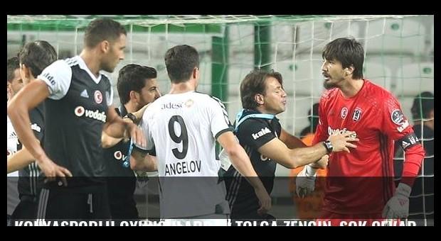 Konyasporlu oyunculardan Tolga Zengin, şok çevap