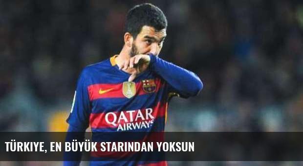 Türkiye, en büyük starından yoksun