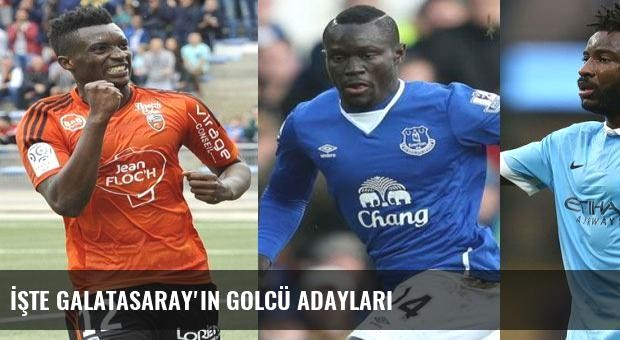 İşte Galatasaray'ın golcü adayları