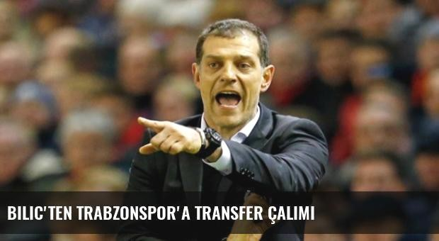 Bilic'ten Trabzonspor'a Transfer Çalımı