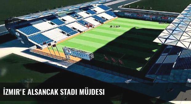 İzmir'e Alsancak Stadı müjdesi