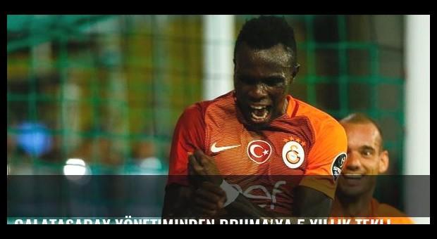 Galatasaray Yönetiminden Bruma'ya 5 yıllık teklif!