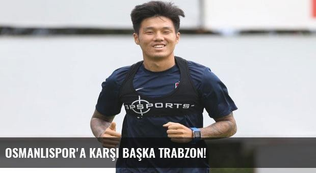 Osmanlıspor'a karşı başka Trabzon!