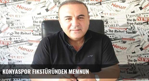 Konyaspor fikstüründen memnun
