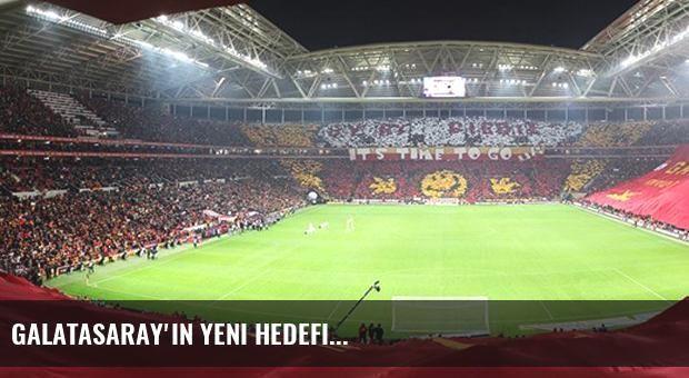 Galatasaray'ın yeni hedefi...
