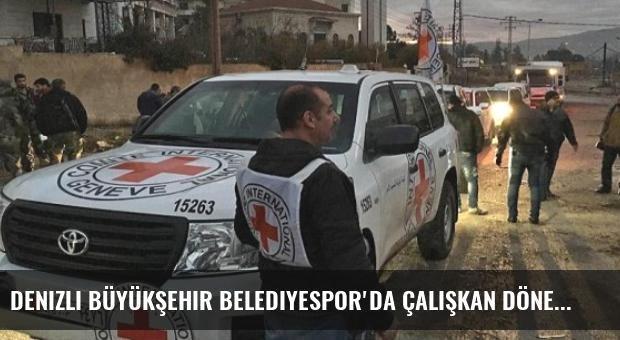 Denizli Büyükşehir Belediyespor'da Çalışkan Dönemi
