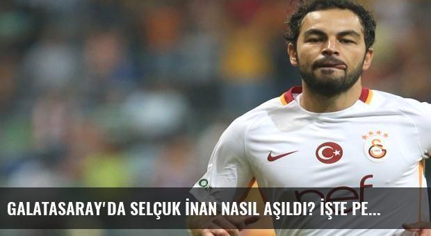 Galatasaray'da Selçuk İnan nasıl aşıldı? İşte perde arkası!