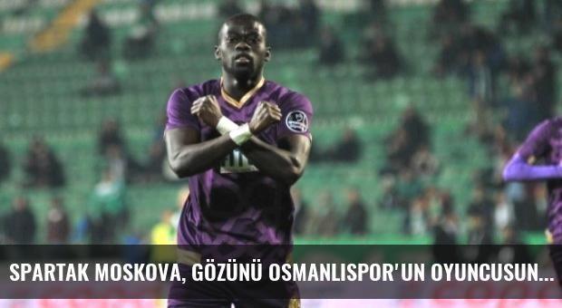 Spartak Moskova, Gözünü Osmanlıspor'un Oyuncusuna Dikti