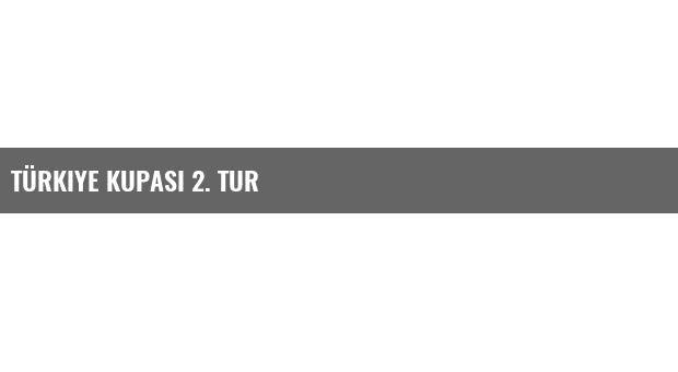 Türkiye Kupası 2. Tur