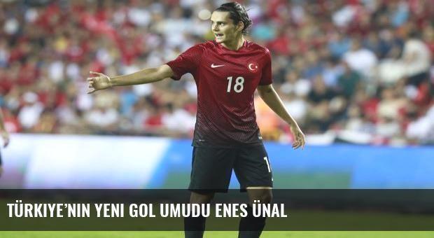 Türkiye'nin yeni gol umudu Enes Ünal