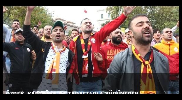 Özbek, Kadıköy'e de taraftarla yürüyecek