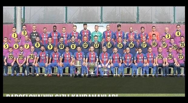 Barcelona'nın gizli kahramanları
