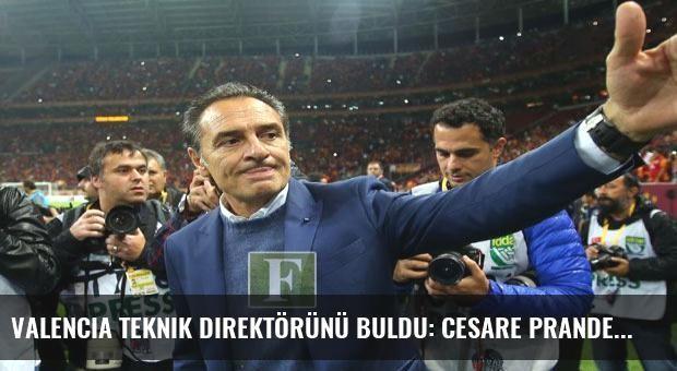 Valencia teknik direktörünü buldu: Cesare Prandelli!