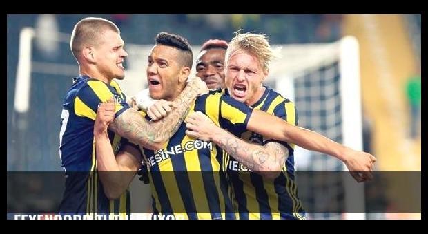 Feyenoord tutulmuyor