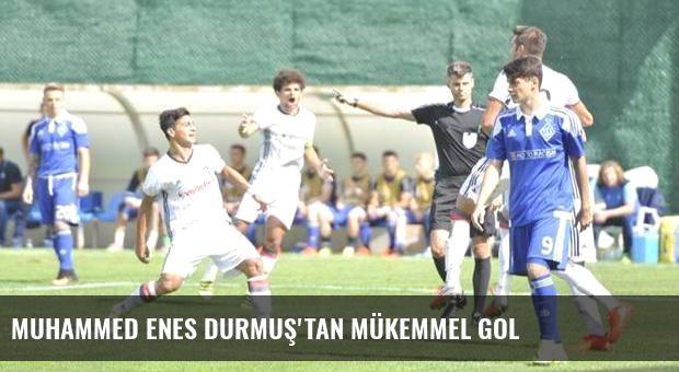 Muhammed Enes Durmuş'tan mükemmel gol