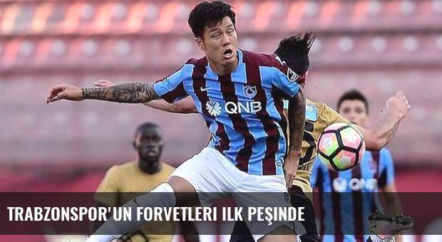 Trabzonspor'un forvetleri ilk peşinde