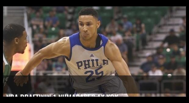 NBA draftının 1 numarası 3 ay yok