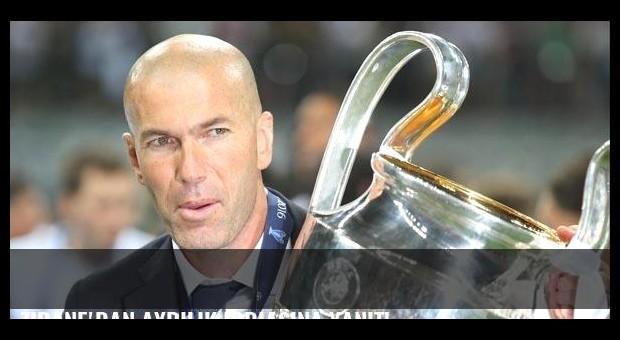 Zidane'dan ayrılık iddiasına yanıt!