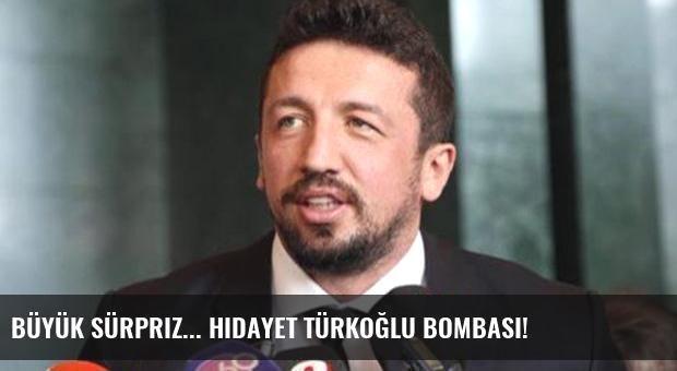 Büyük sürpriz... Hidayet Türkoğlu bombası!