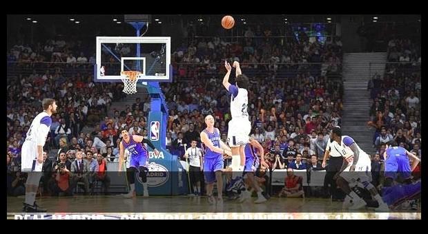 Real Madrid - Oklahoma City Thunder: 142-137