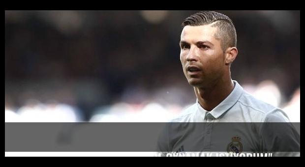 Ronaldo: '10 yıl daha futbol oynamak istiyorum'