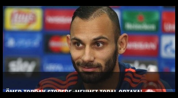 Ömer Toprak stopere, Mehmet Topal ortaya!