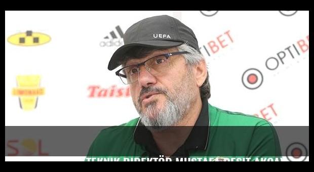 Osmanlıspor, teknik direktör Mustafa Reşit Akçay'ı bırakmak istemiyor