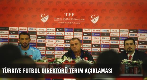 Türkiye Futbol Direktörü Terim Açıklaması
