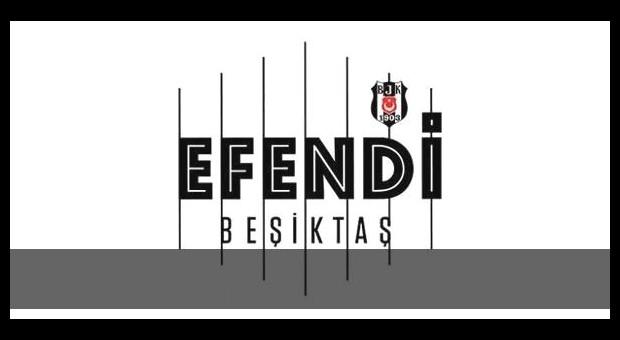 Beşiktaş'ın yeni sloganı: 'Efendi'