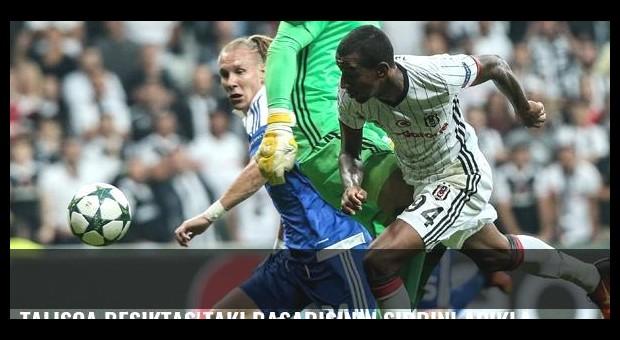 Talisca Beşiktaş'taki başarısının sırrını açıkladı!