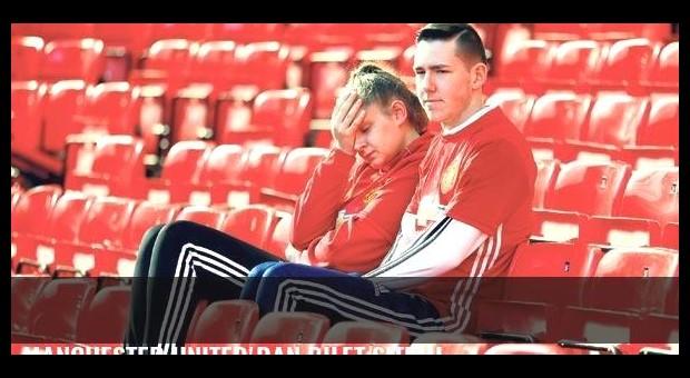 Manchester United'dan bilet sitemi
