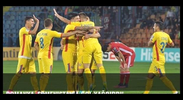 Romanya, Ermenistan'a gol yağdırdı!