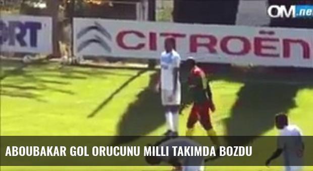 Aboubakar Gol Orucunu Milli Takımda Bozdu