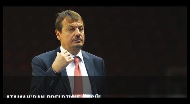 Ataman'dan Preldzic'e övgü!