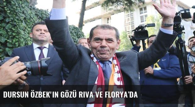 Dursun Özbek'in gözü Riva ve Florya'da