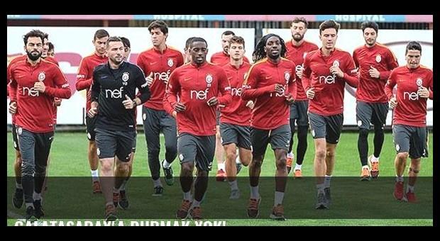 Galatasaray'a durmak yok!