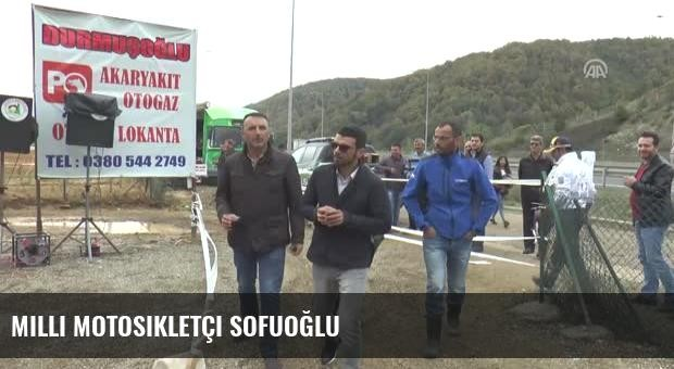 Milli Motosikletçi Sofuoğlu