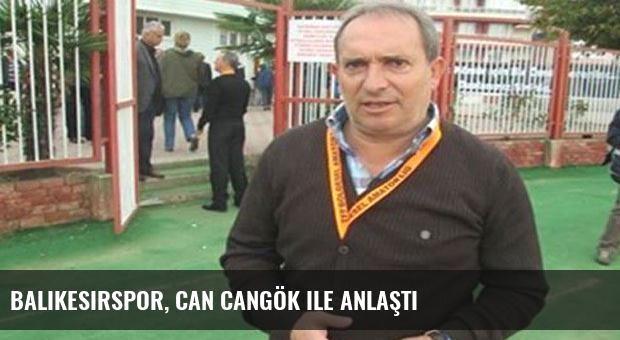 Balıkesirspor, Can Cangök ile anlaştı