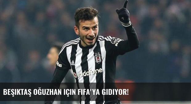 Beşiktaş Oğuzhan için FIFA'ya gidiyor!
