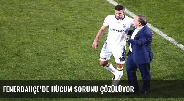 Fenerbahçe'de hücum sorunu çözülüyor