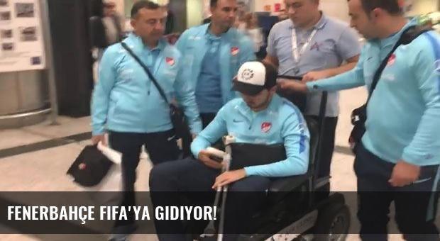 Fenerbahçe FIFA'ya gidiyor!