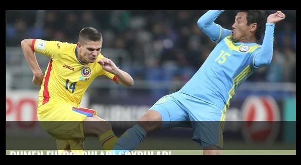 Rumen futbolcuları soydular!