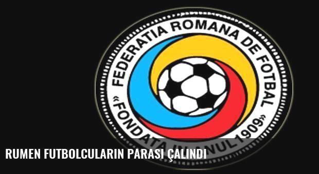 Rumen futbolcuların parası çalındı