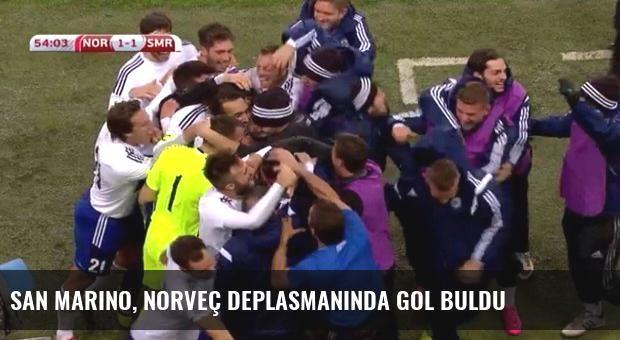 San Marino, Norveç Deplasmanında Gol Buldu