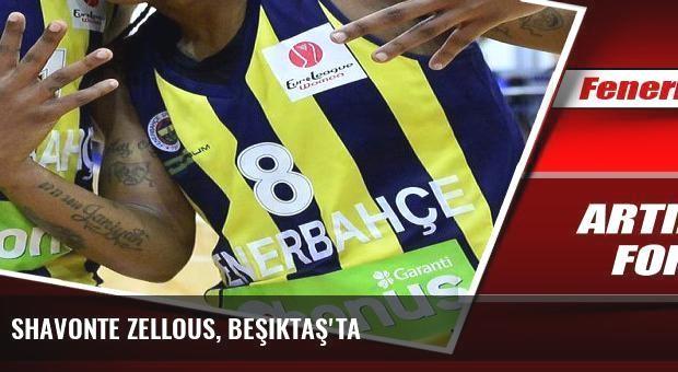 Shavonte Zellous, Beşiktaş'ta