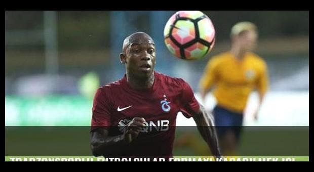 Trabzonsporlu futbolcular formayı kapabilmek için büyük mücadele veriyor